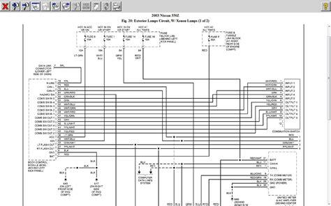 nissan 350z rocker panel wiring diagrams wiring diagram