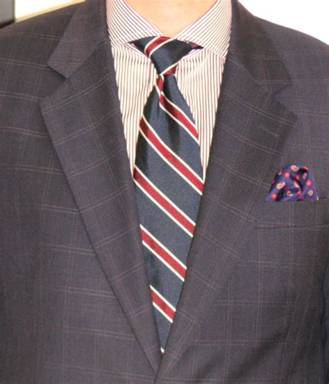 pattern shirt with striped tie matching striped ties with striped shirt