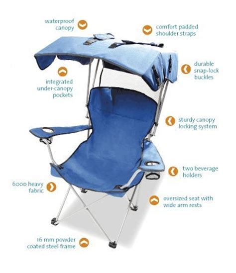 Fold Up Chair With Canopy by Folding Chairs With Canopy Folding Chairs 30 Canopy Range