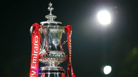 emirates fa cup emirates fa cup second round opponents revealed news