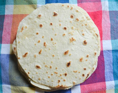 tortillas de harina lushesfood