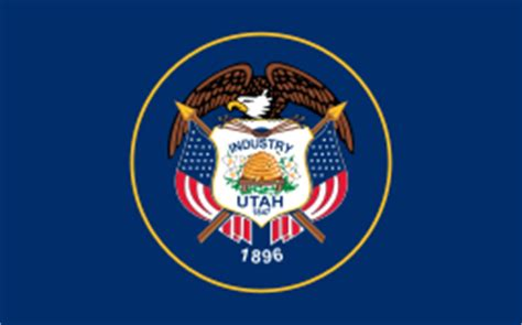 Utah Civil Search Flag Of Utah