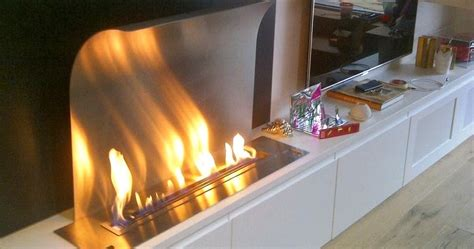 a ventless bio ethanol fireplaces and burners with