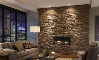 Ideas For Decorating Fireplace - how do you feel about indoor stone walls freshome com