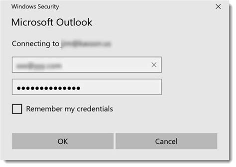 outlook and the never ending password prompt bruceb news