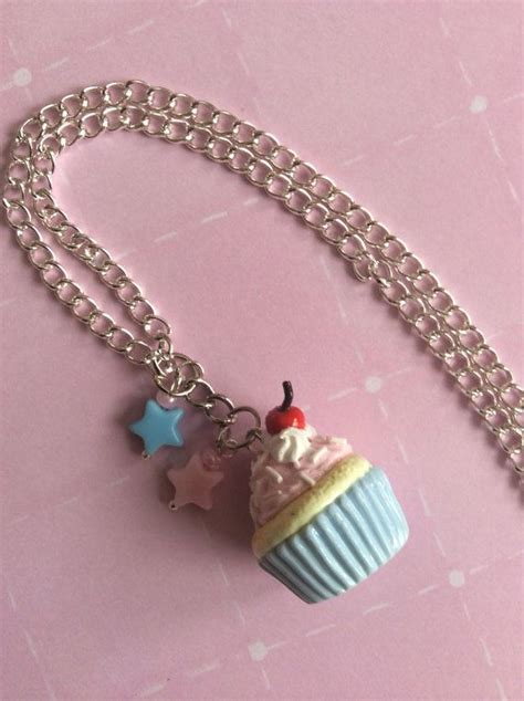 Handmade Polymer Clay Charms - 1000 ideas about polymer clay cupcake on
