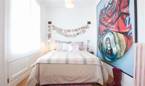 decoracion de habitación con fotos decorar dormitorio con aires afrancesados decogarden