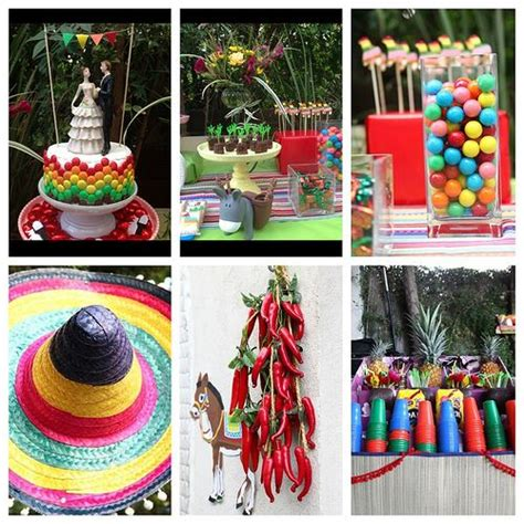Mexican Themed Bridal Shower by Discover And Save Creative Ideas