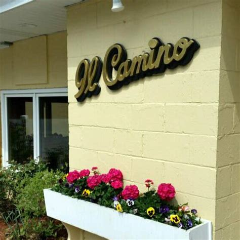 il camino restaurant about il camino restaurant