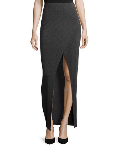 Yasmin Maxi a line maxi skirt neiman