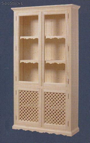 alacenas baratas alacena 4 puertas en crudo madera maciza de pino barata