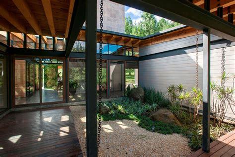 Corridor Kitchen Design by Courtyard Stunning Home In Valle De Bravo Mexico