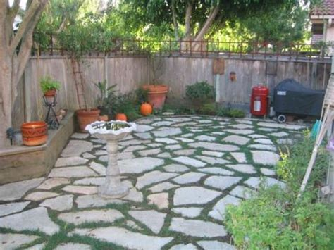 stones for backyard inspiring flagstone patio design ideas patio design 190