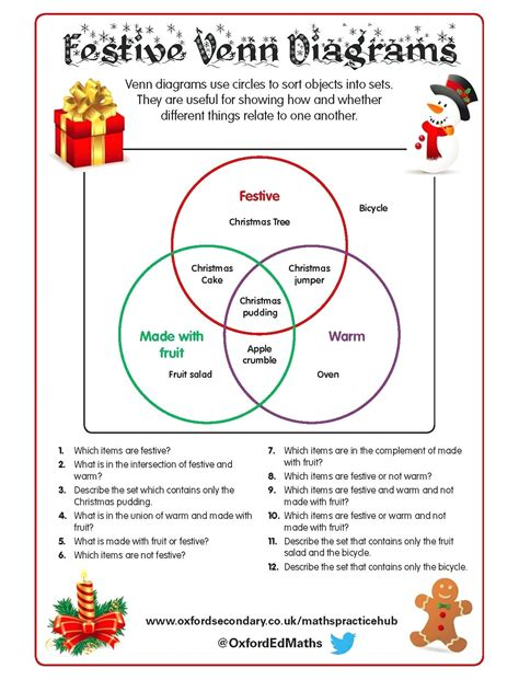 diagram venn diagram worksheets 2nd grade