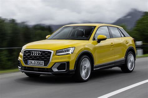 Audi Q2 News by The New Audi Q2 Oracle Finance