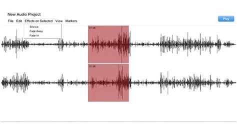 best audio editor 13 best free audio editing apps