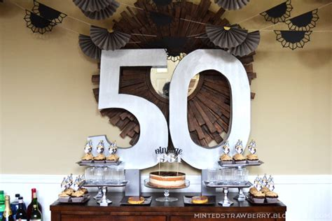 Ideas For 50th Birthday Decorations by 50th Birthday Decorations