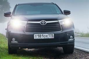 Where Is The Toyota Highlander Made The Most Fuel Efficient Mid Size Suv