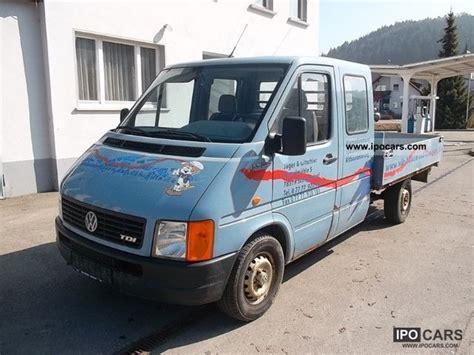 volkswagen tdi truck 1999 volkswagen lt 35 tdi truck car photo and specs