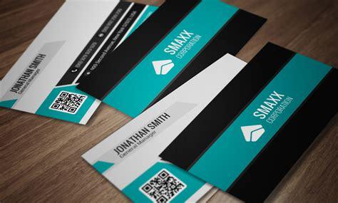 Creativemarket Corporate Business Card Template 388220 by Modern Corporate Business Card Cm003 Business Card