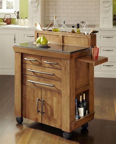 small portable kitchen islands kitchen island on wheels free ideas portable kitchen
