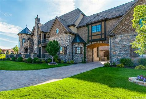 Butlers Pantry 2 75 million english tudor style brick amp stone mansion in