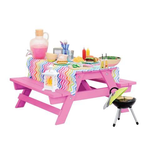 Battat Table by Picnic Table Set Battat