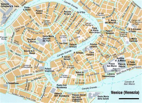 venice italy map map of venice city maps of italy planetolog