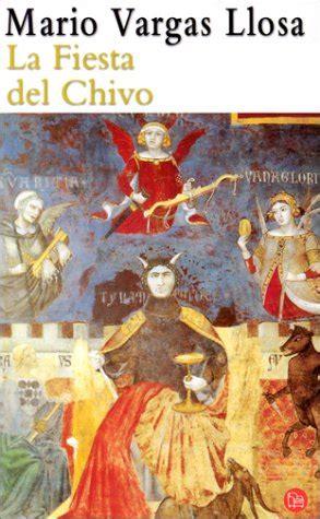 libro la fiesta del chivo rafael trujillo s dominican republic