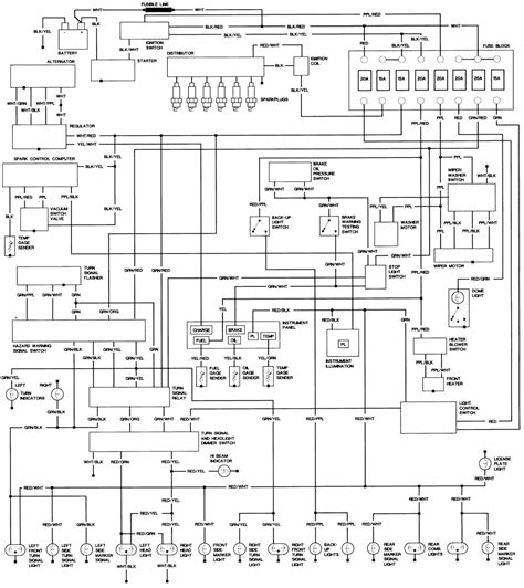 fj40 wiring diagram wiring diagram with description