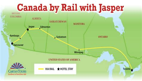 Royal Bedroom by Winter Canada By Rail With Jasper 10 Days 9 Nights