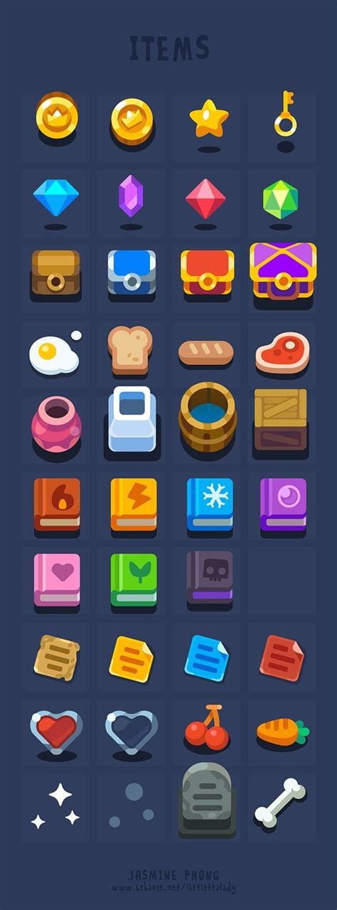 design icon game epic dungeon on behance motion graphics illustrations
