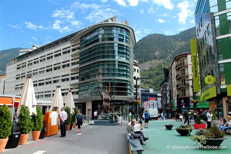 Houses For Narrow Lots andorra le vella journey around the globe