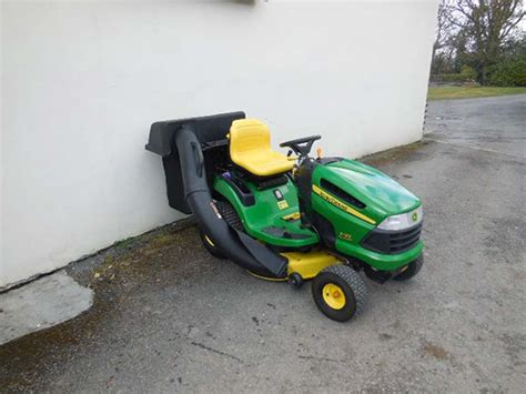 Used Garden Tractor by Used Deere X120 Lawn Tractor