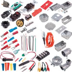 Electrical supplies amp components