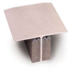 quickcover floor and wall expansion joint coverplate