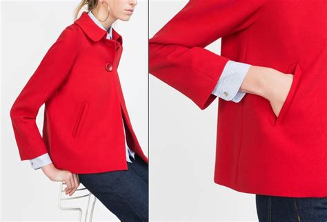zara swing coat kate mixes zara with d g for queen s birthday spectacular
