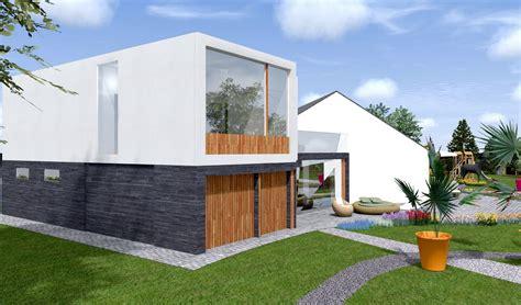 Impressionnant Extension Cuisine Sur Jardin #4: Agence-avous-extension-toiture-terrasse-parement-pierre-prestige-bardage-bois.jpg