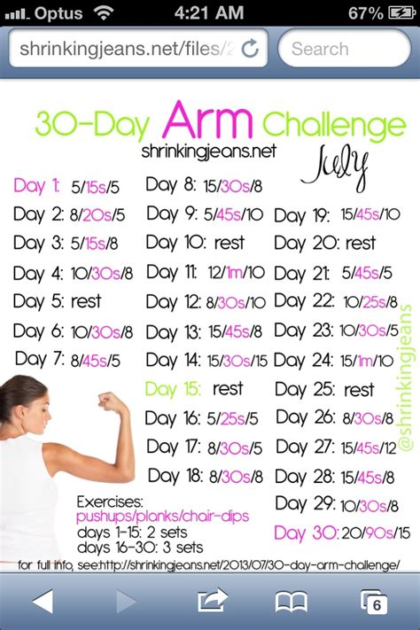burn belly challenge musely