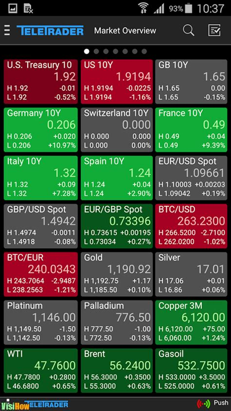 best stock app for android best mobile stock trading apps for android robinhood vs