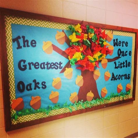 fall bulletin board decorations 16 bulletin boards to get you excited for fall teach for