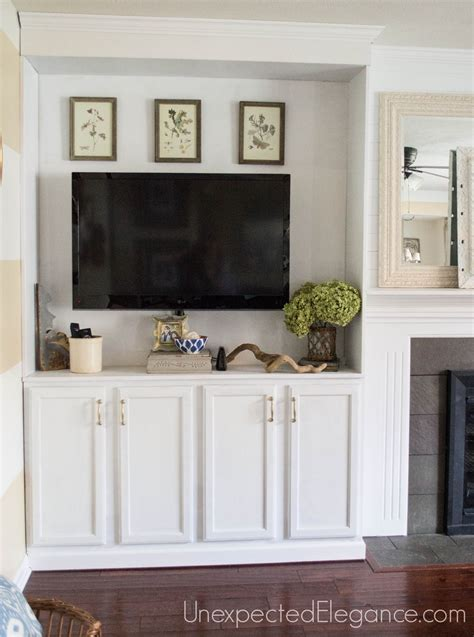 Built In Bookcases Next To Fireplace My Quot Big Finish Quot Diy Fireplace Built Ins Unexpected