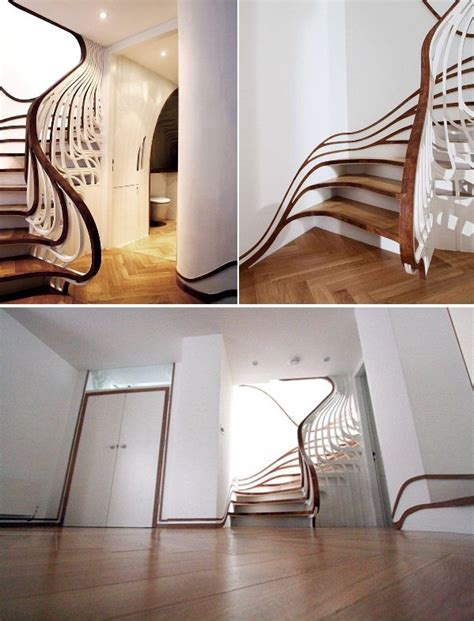 15 unique staircases and unusual staircase designs part 4 15 creative and unusual staircases smiuchin