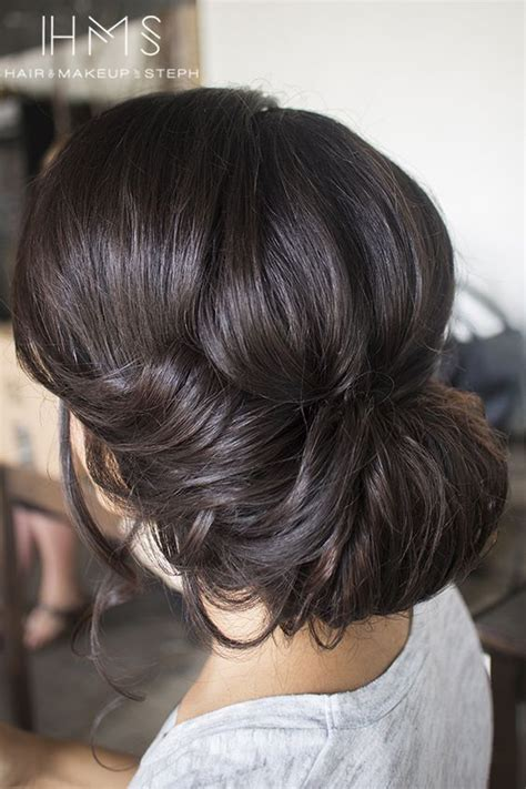 Vintage Updo Hairstyles Pinterest 25 Best Ideas About Vintage Wedding Hairstyles On