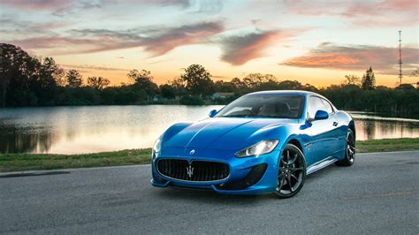 Maserati Car Wallpaper Hd by 30 Maserati Granturismo Wallpapers High Resolution