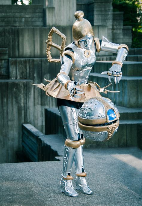 Best Resume Ever by Cosplay D Orianna League Of Legends Tr 232 S M 233 Tallique