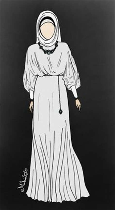 drawing pattern abaya 1000 images about fashion design sketches on pinterest