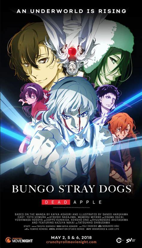 Kaos Wars Wars Poster 03 crunchyroll crunchyroll quot bungo stray dogs