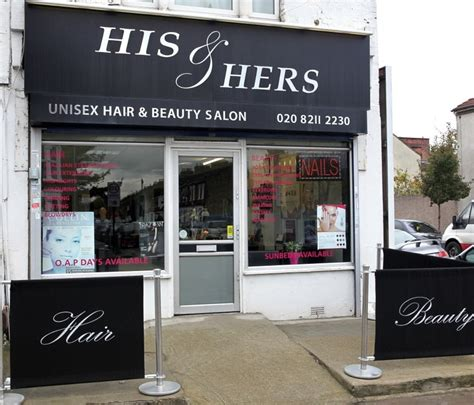 his and hers hairdressers his and hers hair salon in downey wroc awski informator
