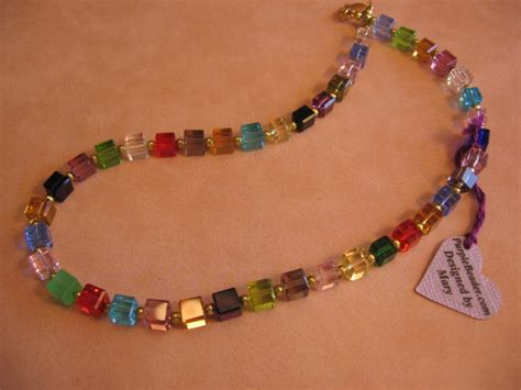 swarovski jewelry ideas 21 cube necklace designs ideas design trends premium